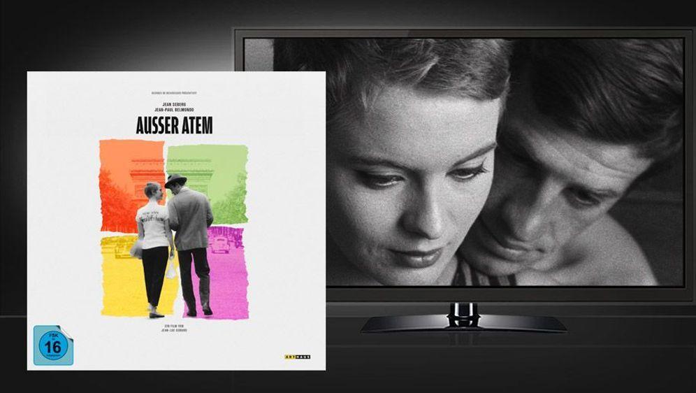Ausser Atem (4K UHD+Blu-ray) - Bildquelle: Foo