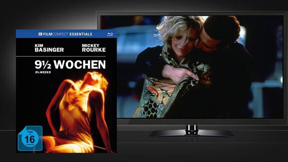 9 1/2 Wochen (Blu-ray MediaBook) - Bildquelle: Foo