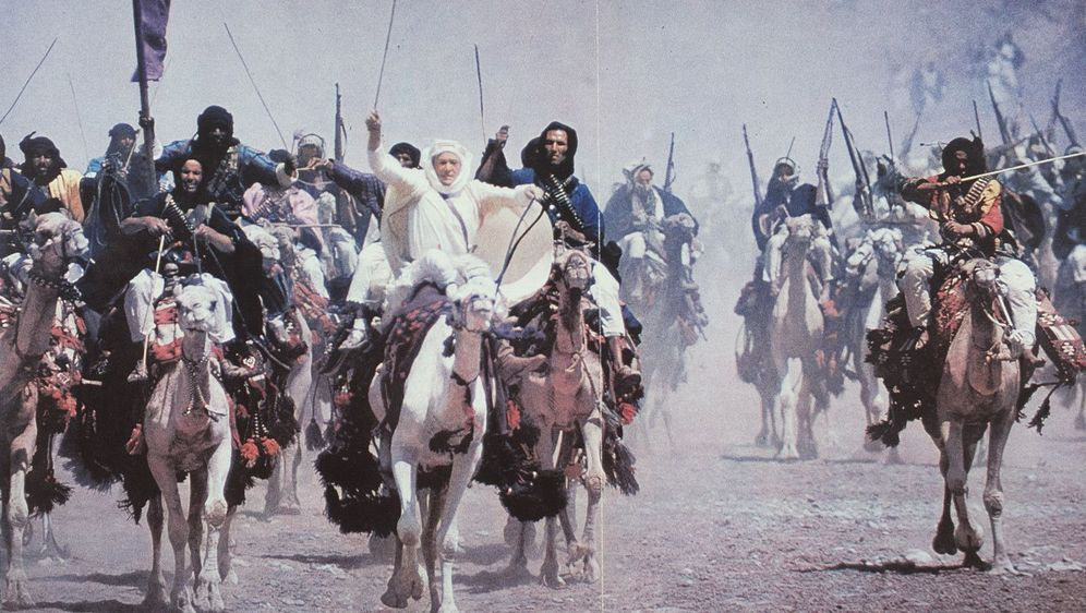 Lawrence von Arabien - Bildquelle: Foo