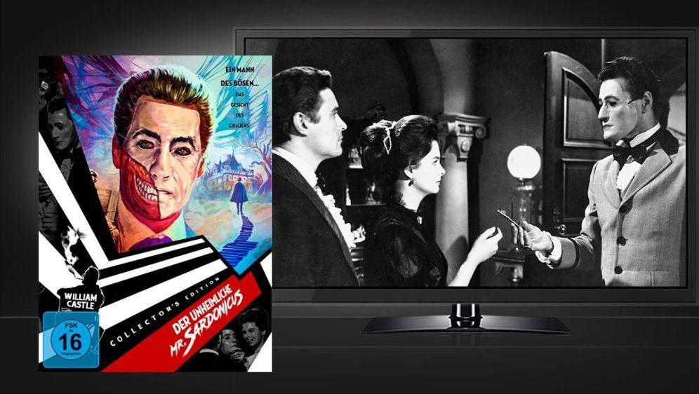 Der unheimliche Mr. Sardonicus (Blu-ray+DVD) - Bildquelle: Foo