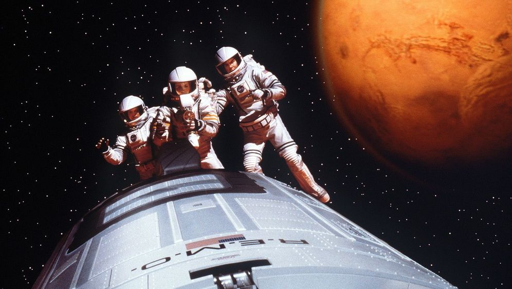 Mission to Mars - Bildquelle: Foo
