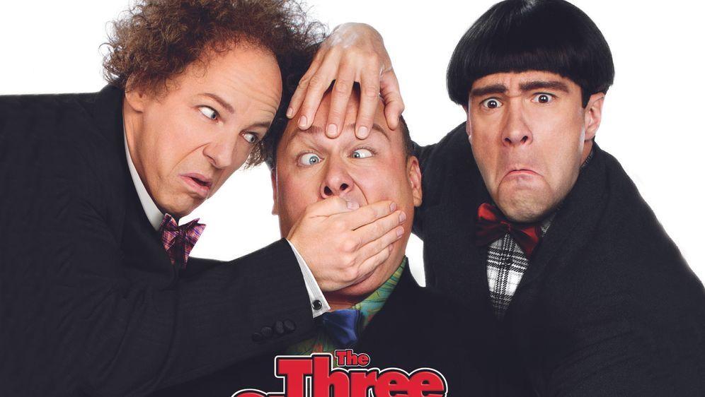 Die Stooges - Drei Vollpfosten drehen ab - Bildquelle: Foo