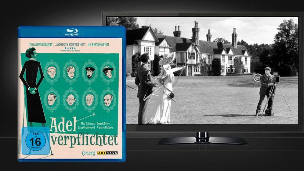 Adel verpflichtet (Blu-ray Disc) - Bildquelle: Foo