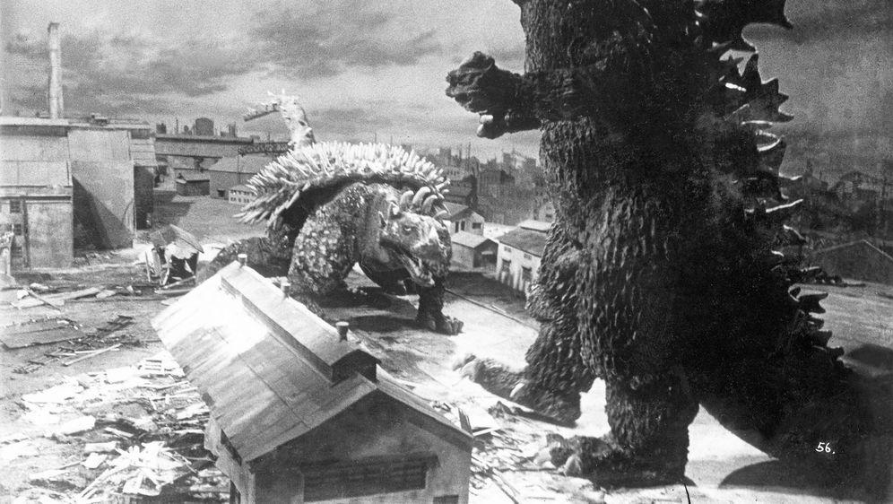 Godzilla kehrt zurück - Bildquelle: Foo
