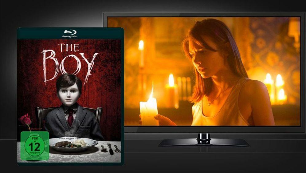 The Boy (Blu-ray Disc) - Bildquelle: Foo
