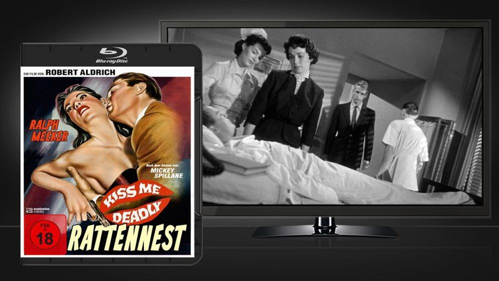 Rattennest (Blu-ray Disc) - Bildquelle: Foo