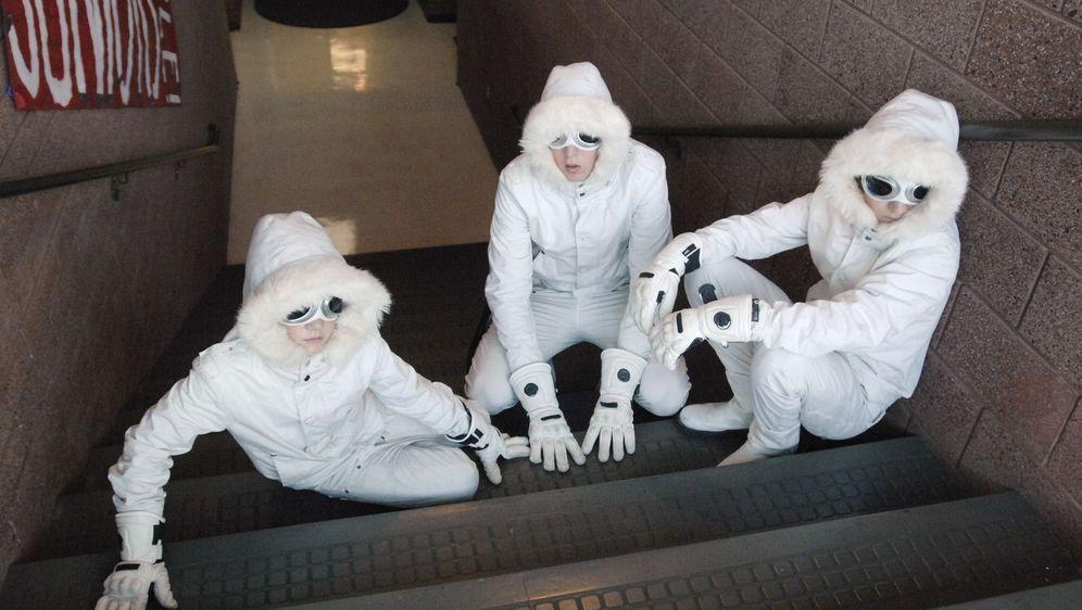 Minutemen - Schüler auf Zeitreise - Bildquelle: Foo