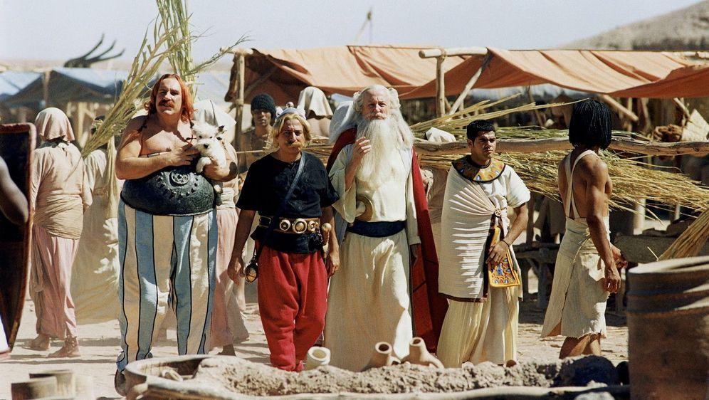 Asterix & Obelix: Mission Kleopatra - Bildquelle: Foo