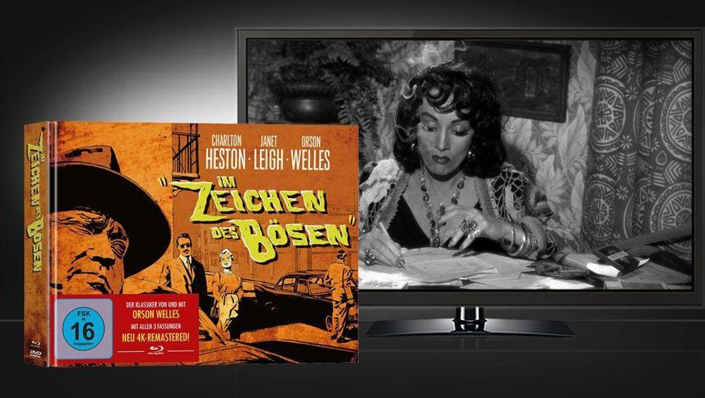 Im Zeichen des Bösen (Blu-ray Mediabook) - Bildquelle: Foo