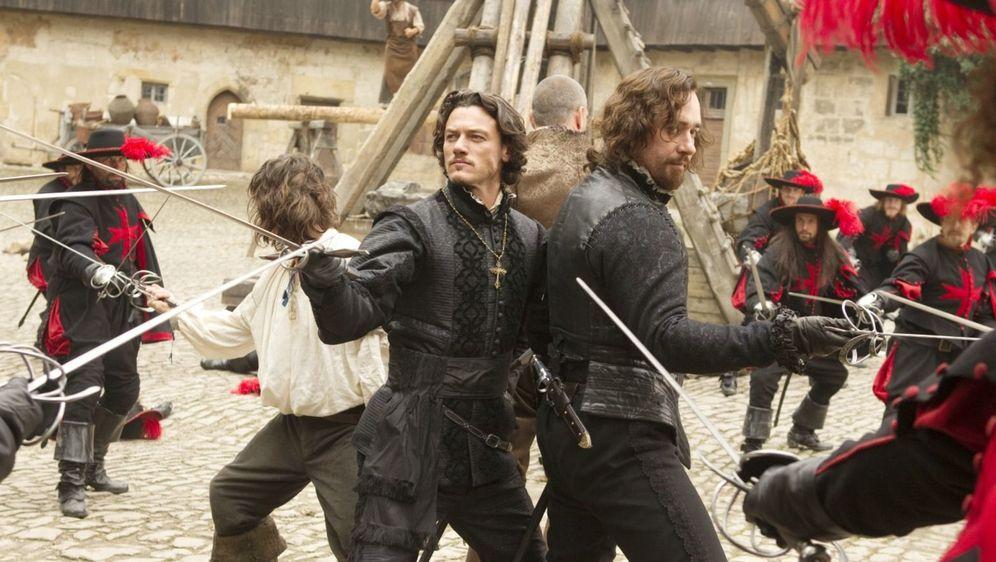 Die drei Musketiere - Bildquelle: Foo