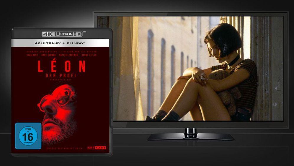 Leon - der Profi (4K UHD+Blu-ray Disc) - Bildquelle: Foo
