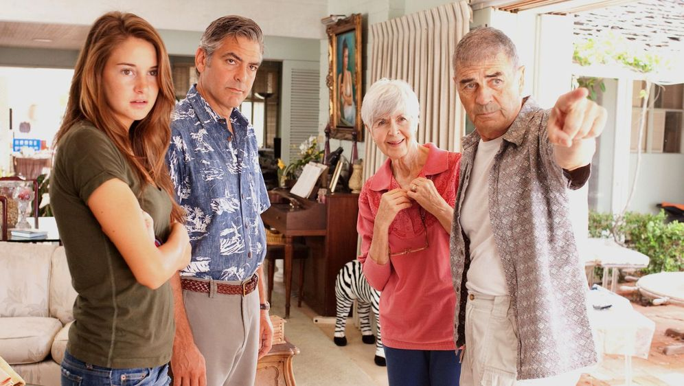 The Descendants - Familie und andere Angelegenheiten - Bildquelle: Foo