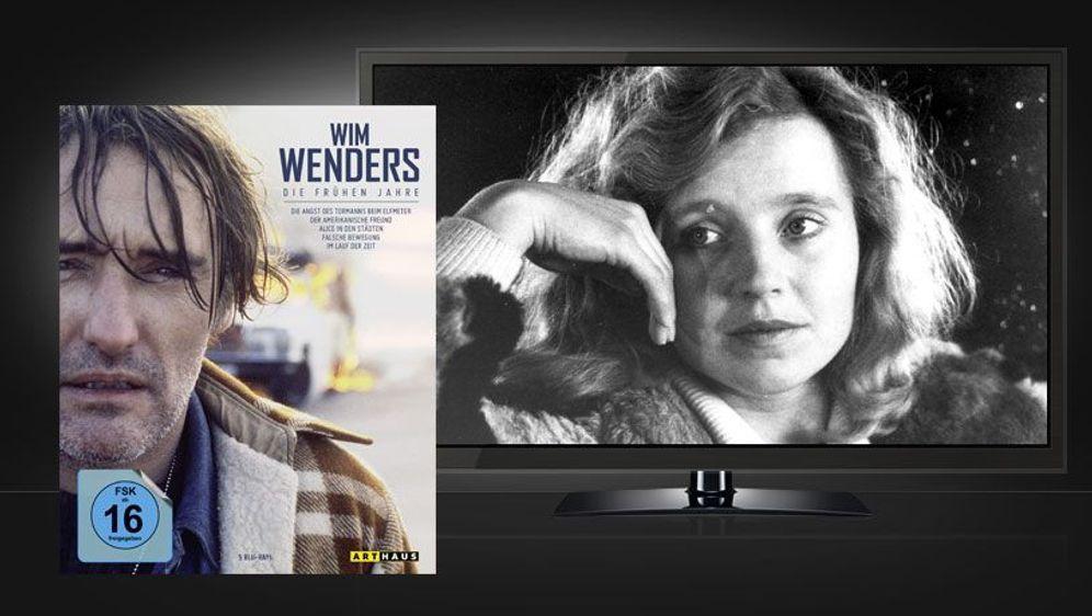 Wim Wenders - Die frühen Jahre (Blu-ray Collection) - Bildquelle: Foo