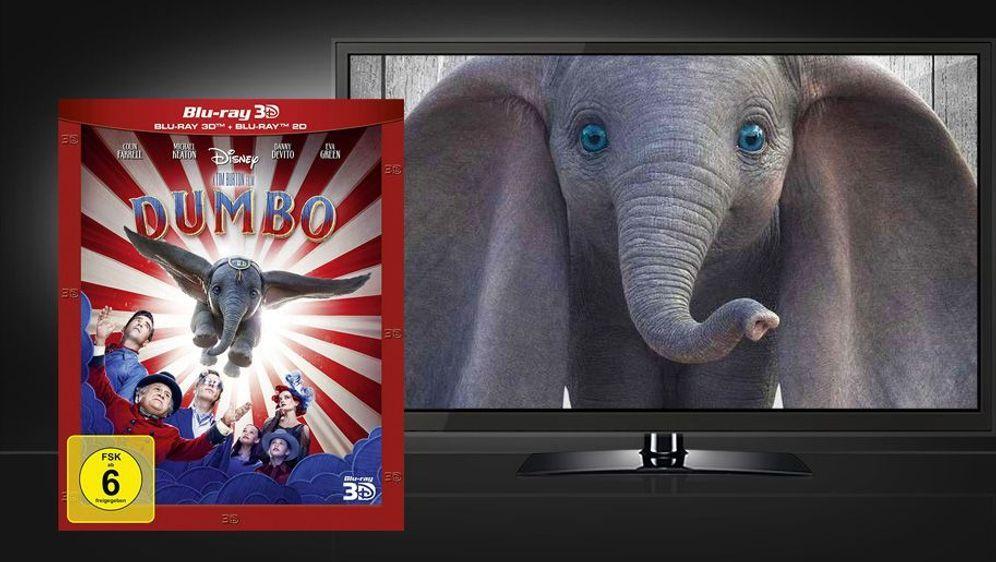 Dumbo (Blu-ray Disc 3D) - Bildquelle: Foo