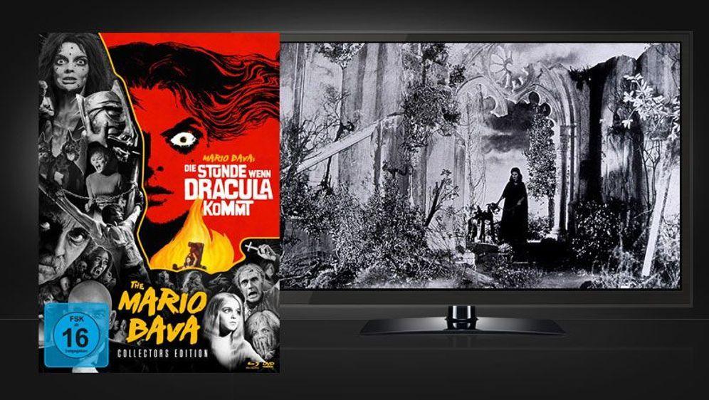 Die Stunde, wenn Dracula kommt (Blu-ray Disc + DVD)  - Bildquelle: Foo