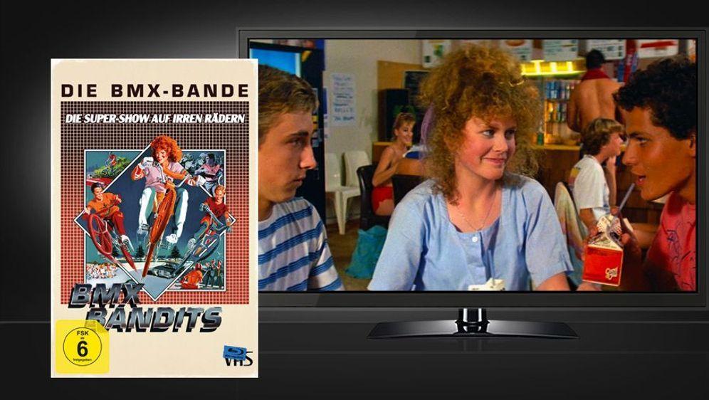 Die BMX-Bande (Limited Collector's Edition Blu-ray Disc)  - Bildquelle: Foo