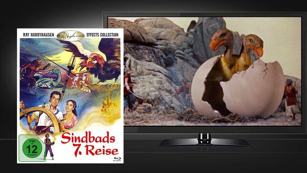 Sindbads 7. Reise (Blu-ray Disc) - Bildquelle: Foo