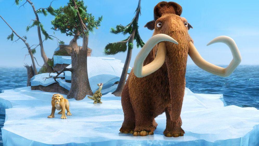 Ice Age 4 - Voll verschoben - Bildquelle: Foo