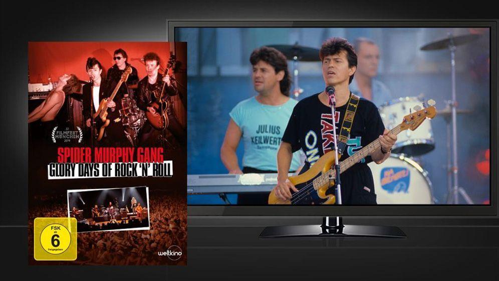 Spider Murphy Gang - Glory Days Of Rock'n'Roll (DVD) - Bildquelle: Foo