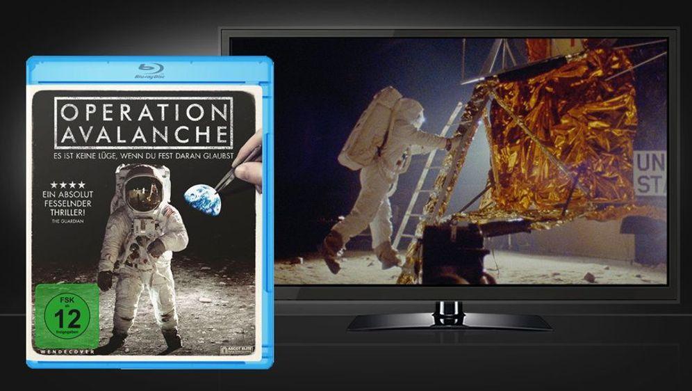 Operation Avalanche (Blu-ray) - Bildquelle: Foo