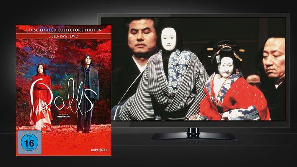 Takeshi Kitanos Dolls (Blu-ray & DVD) - Bildquelle: Foo