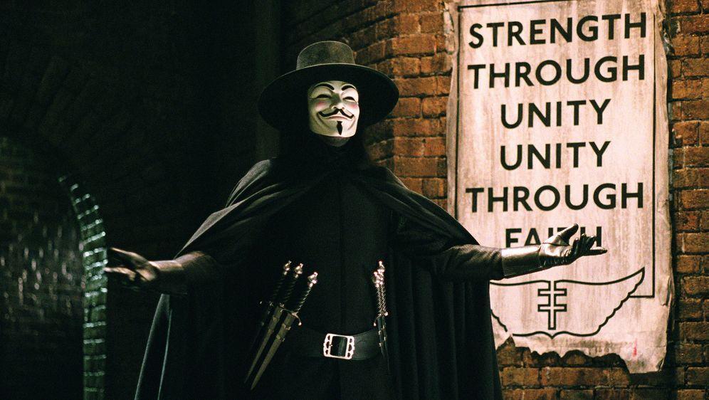 V wie Vendetta - Bildquelle: Foo