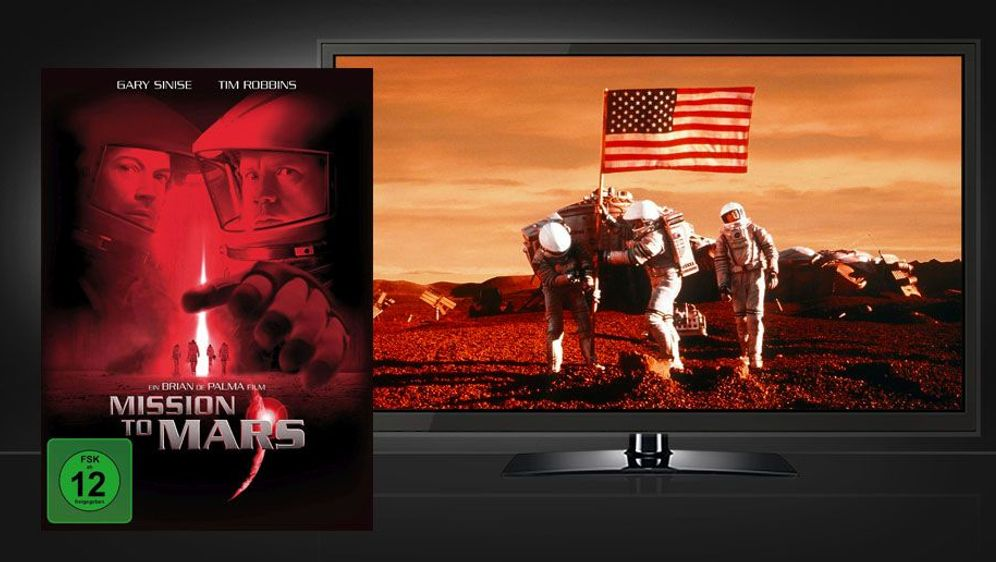 Mission to Mars (Mediabook Blu-ray+DVD) - Bildquelle: Foo
