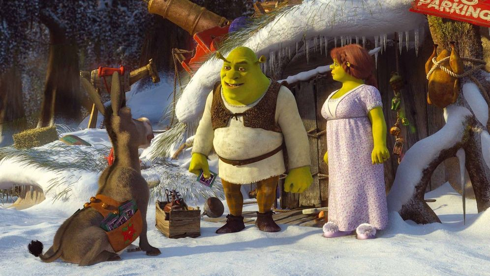 Shrek - Oh du Shrekliche - Bildquelle: Foo