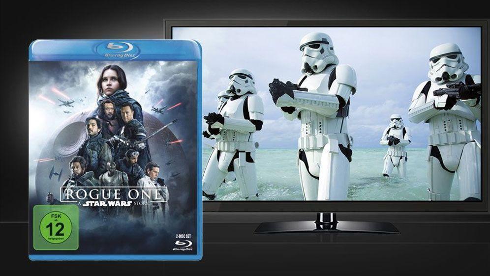 Rogue One - A Star Wars Story (Blu-ray) - Bildquelle: Foo