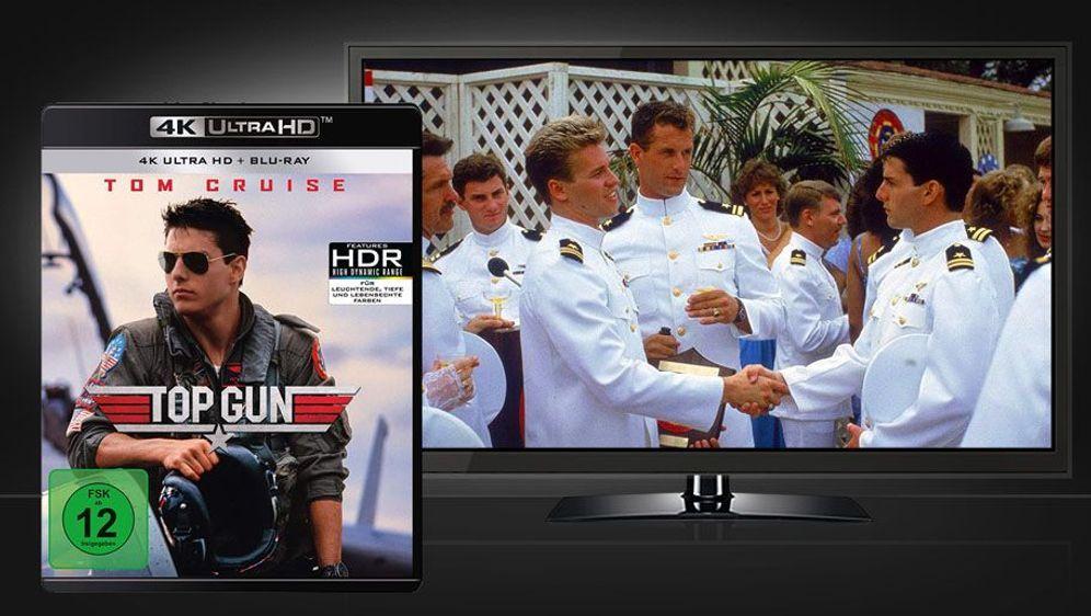 Top Gun (4K UHD + Blu-ray Disc) - Bildquelle: Foo