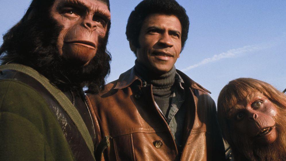 Die Schlacht um den Planet der Affen - Bildquelle: Foo
