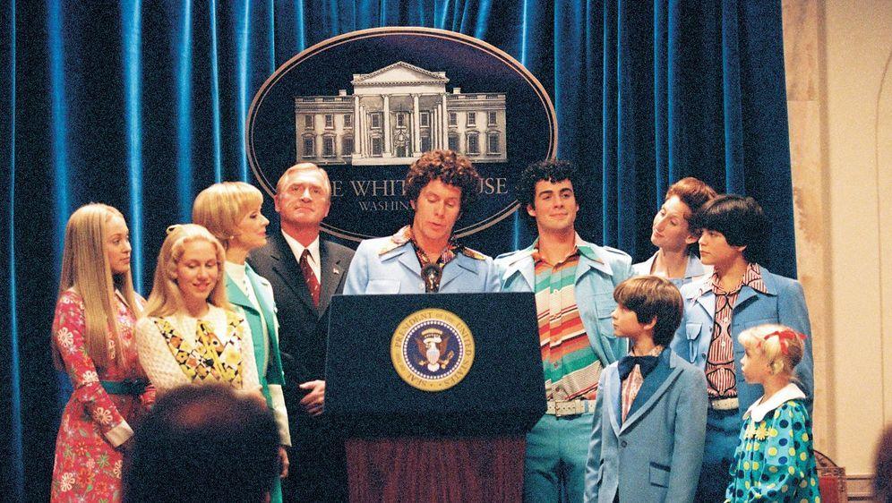 Die Brady Family im Weißen Haus - Bildquelle: Foo