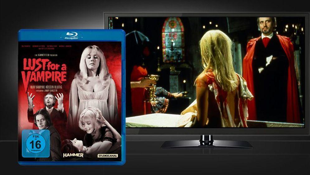 Nur Vampire küssen blutig (Blu-ray Disc) - Bildquelle: Foo