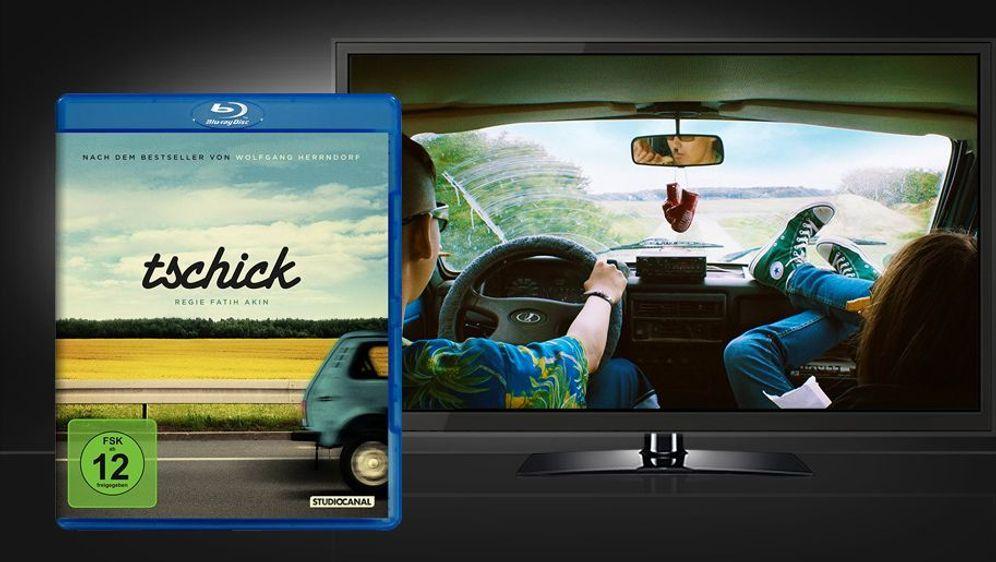 Tschick (Blu-ray) - Bildquelle: Foo