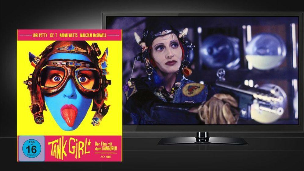 Tank Girl (Blu-ray Disc) - Bildquelle: Foo