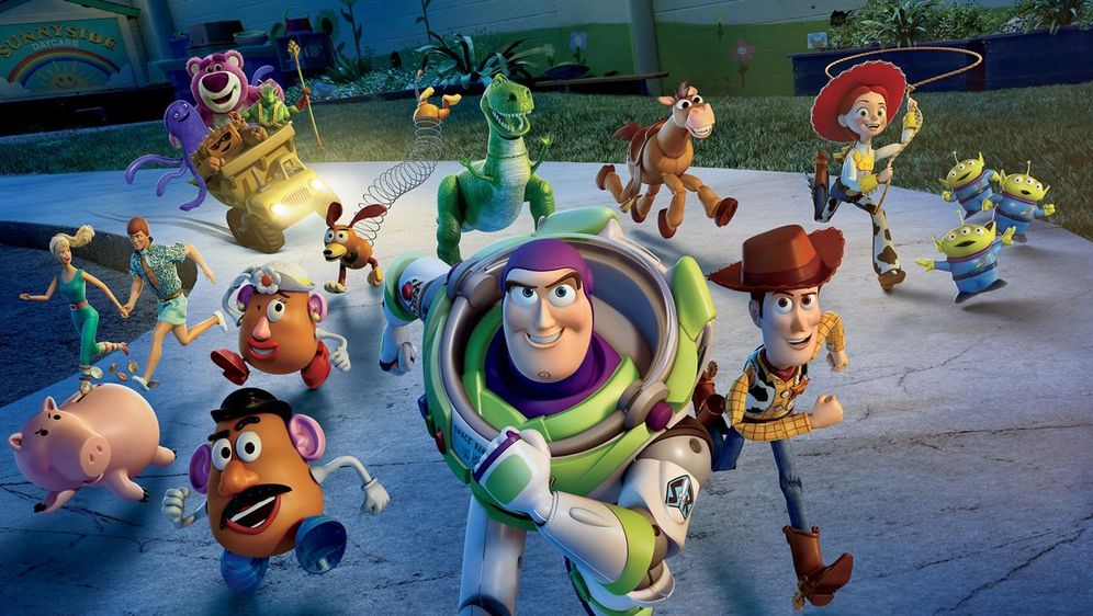 Toy Story 3 - Bildquelle: Foo