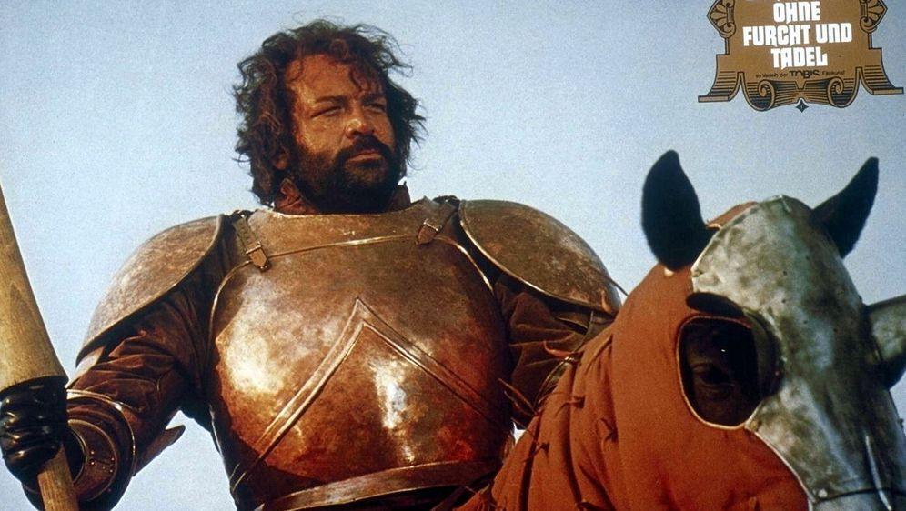 Hector, der Ritter ohne Furcht und Tadel - Bildquelle: Foo