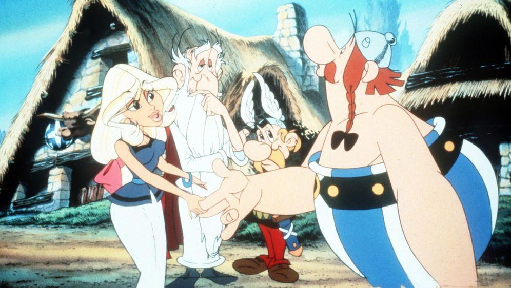Asterix erobert Rom  - Bildquelle: Foo