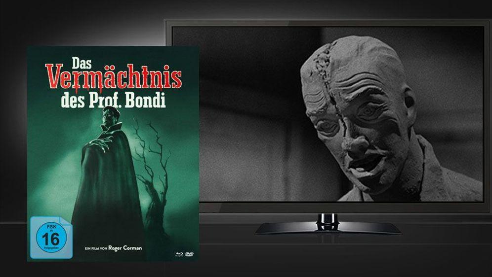 Das Vermächtnis des Prof. Bondi (Mediabook Blu-ray+DVD) - Bildquelle: Foo