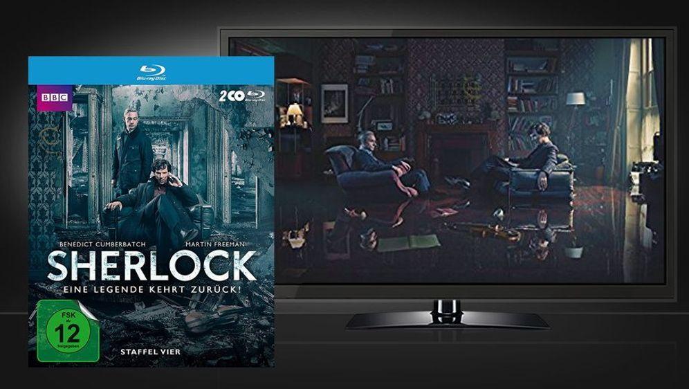 Sherlock - Staffel Vier (Blu-ray) - Bildquelle: Foo
