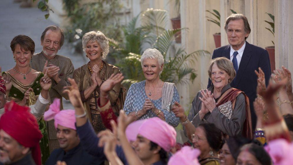 Best Exotic Marigold Hotel 2 - Bildquelle: Foo