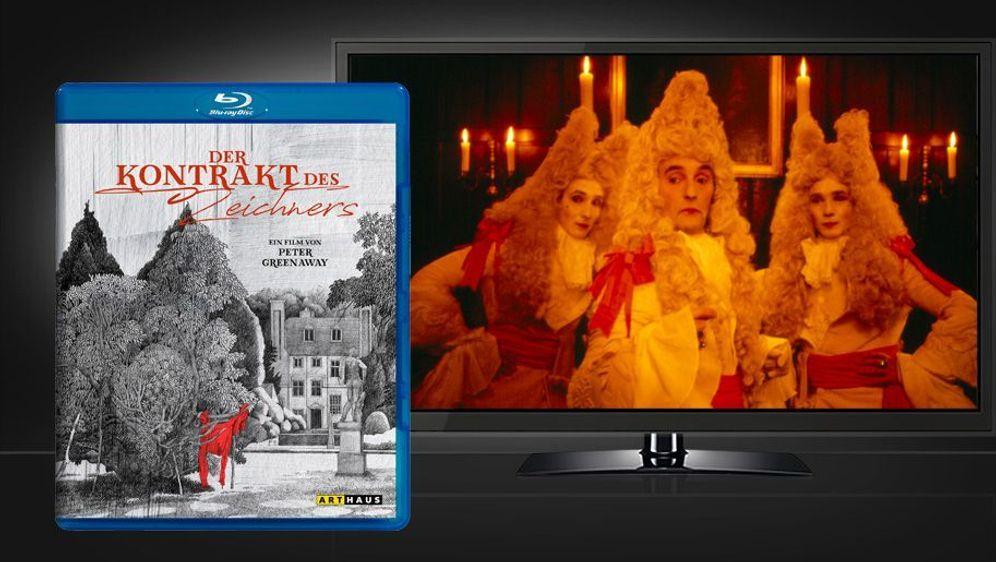 Der Kontrakt des Zeichners (Blu-ray Disc) - Bildquelle: Foo