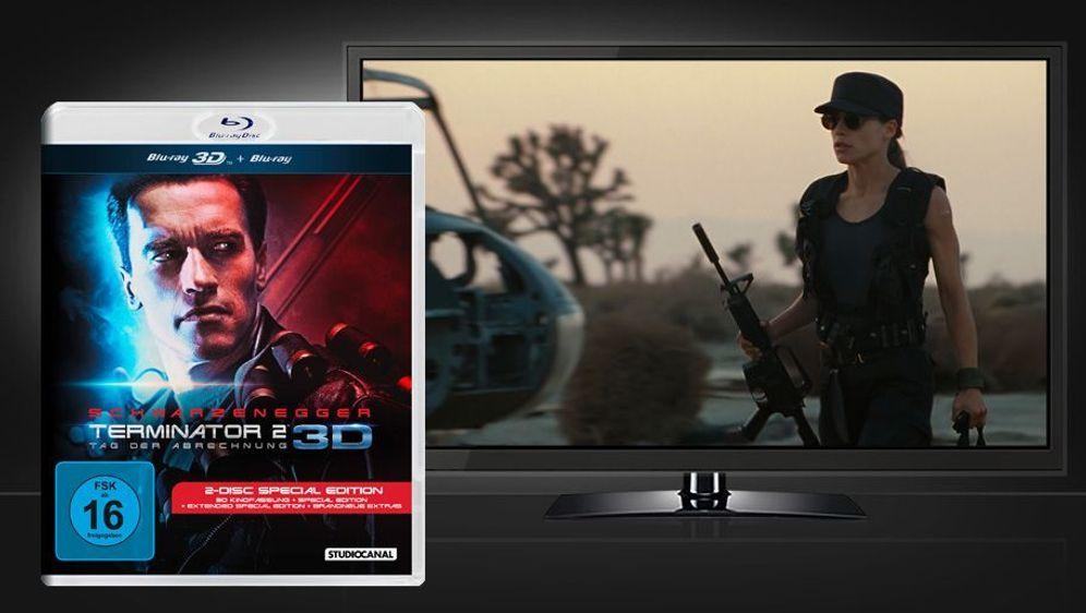 Terminator 2 - 3D (Blu-ray Disc) - Bildquelle: Foo