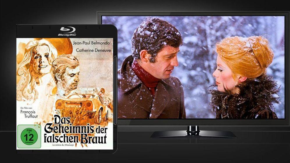Das Geheimnis der falschen Braut (Blu-ray Disc) - Bildquelle: Foo