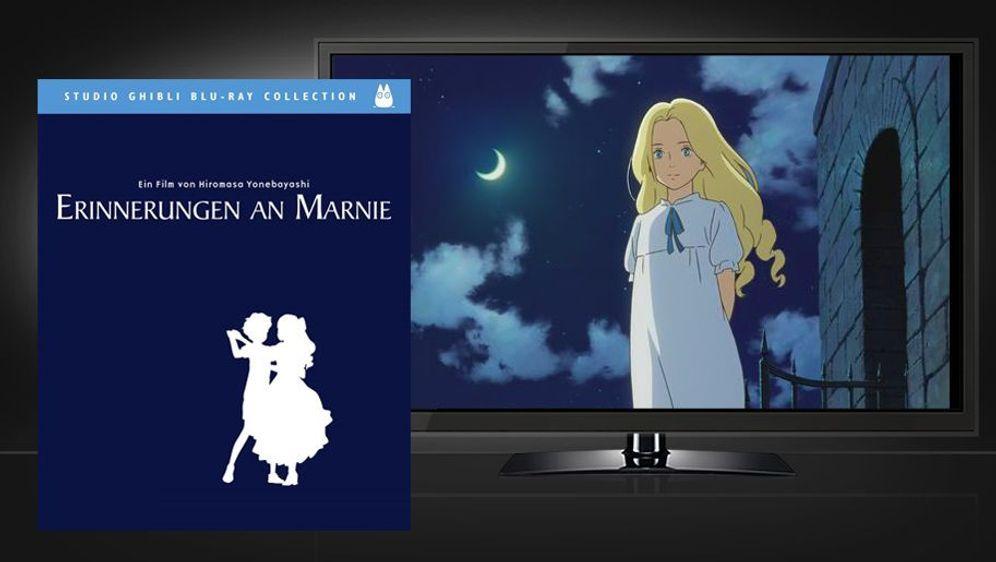 Erinnerungen an Marnie (Blu-ray Disc) - Bildquelle: Foo