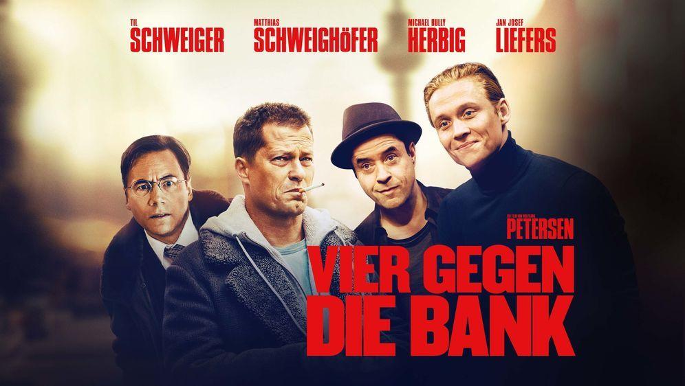 Vier gegen die Bank - Bildquelle: Foo