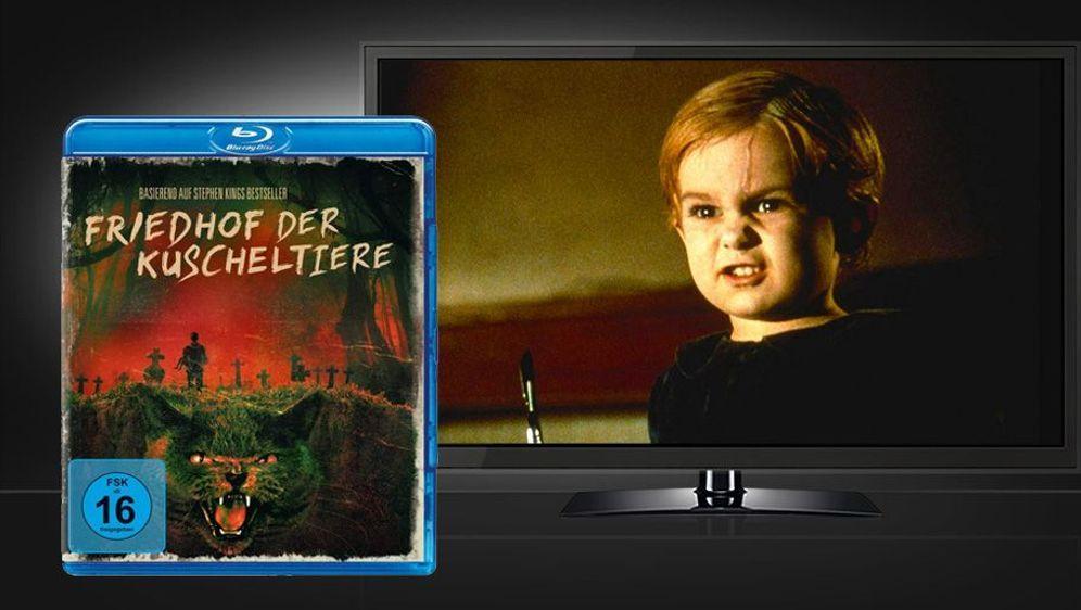 Friedhof der Kuscheltiere (1989) (Blu-ray Disc) - Bildquelle: Foo