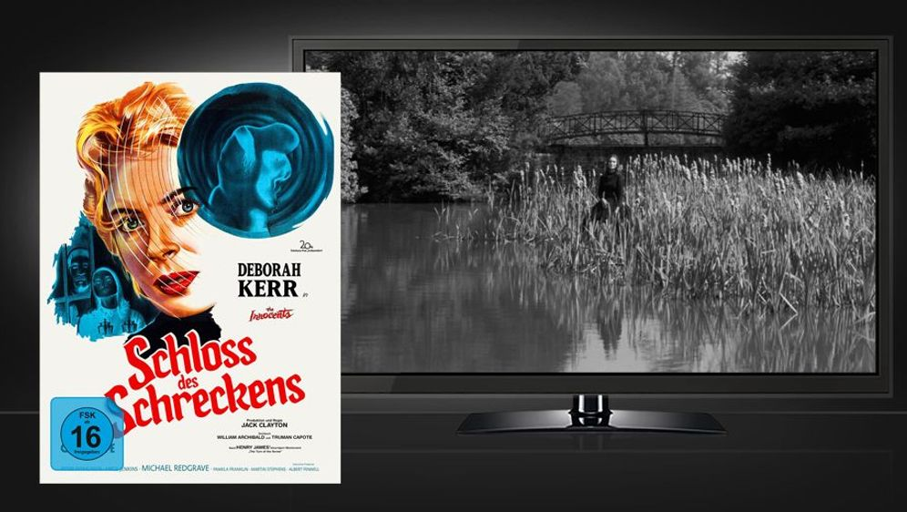 Schloss des Schreckens (Mediabook mit Blu-ray+DVD) - Bildquelle: Foo