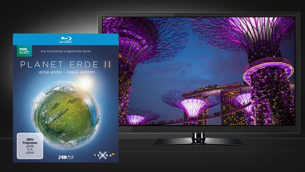 Planet Erde II (Blu-ray) - Bildquelle: Foo
