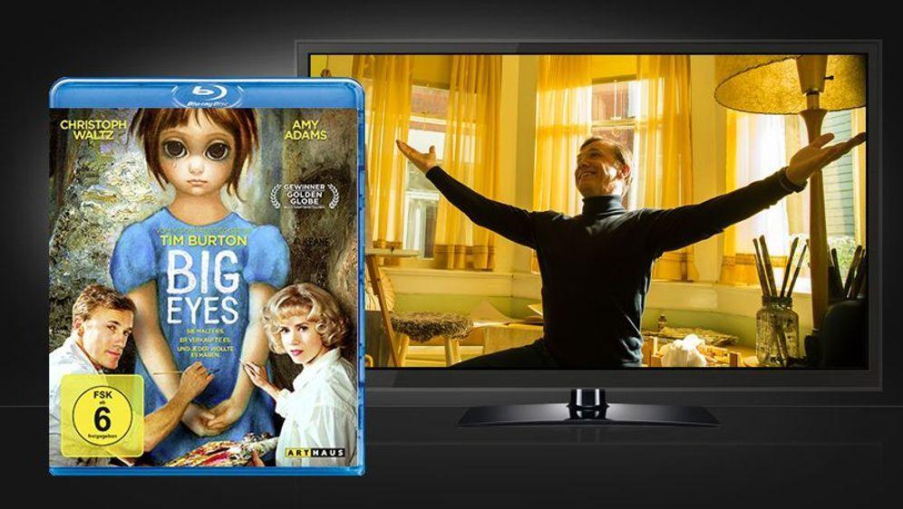 Big Eyes (Blu-ray Disc) - Bildquelle: Foo
